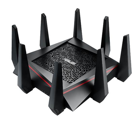 World's fastest tri-band Wi-Fi router is the ultimate choice for enthusiasts and gamers, with NitroQAM for AC5300-class speeds and a built-in game accelerator